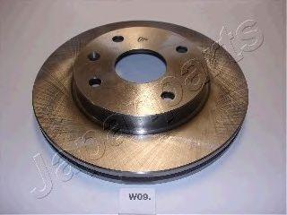 Тормозной диск JAPANPARTS DI-W09