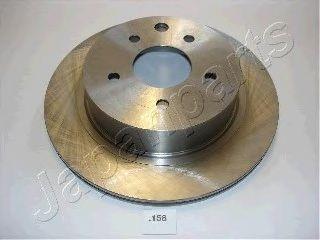 Тормозной диск JAPANPARTS DP-158