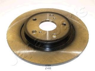Тормозной диск JAPANPARTS DP-240