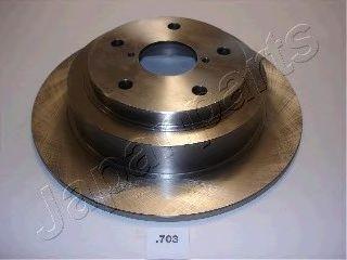 Тормозной диск JAPANPARTS DP-703