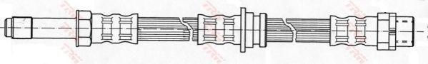 Тормозной шланг TRW PHB425