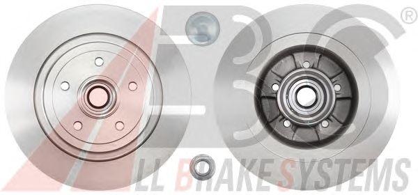 Тормозной диск A.B.S. 18153C
