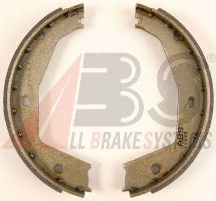Тормозные колодки ручника A.B.S. 9243