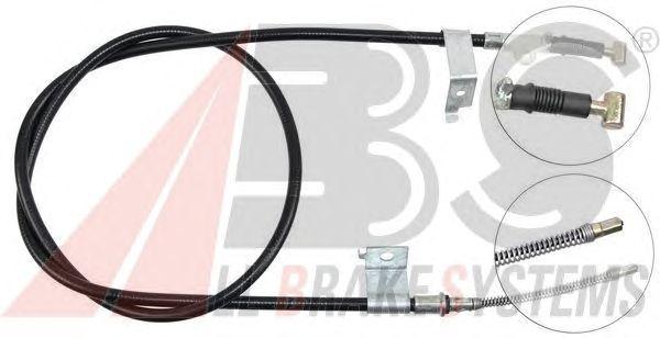 Трос ручника A.B.S. K11797