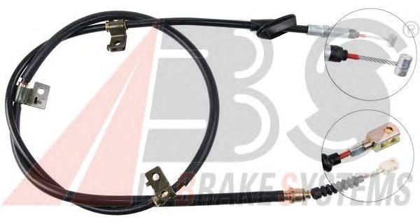 Трос ручника A.B.S. K13777