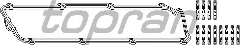 Комплект прокладок клапанной крышки TOPRAN 107 144