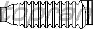 Пыльник рулевой рейки TOPRAN 103 052