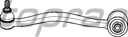 Рычаг подвески TOPRAN 500 118