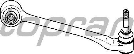 Рычаг подвески TOPRAN 500 129