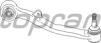 Рычаг подвески TOPRAN 501 035