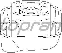 Подушка двигателя TOPRAN 400 459