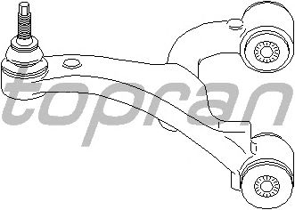 Рычаг подвески TOPRAN 401 357