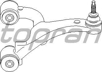 Рычаг подвески TOPRAN 401 358