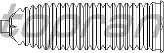 Пыльник рулевой рейки TOPRAN 401 526