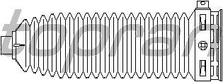 Пыльник рулевой рейки TOPRAN 401 910
