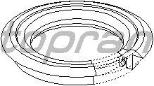 Сальник ступицы колеса TOPRAN 200 408