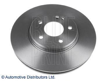 Тормозной диск BLUE PRINT ADA104305