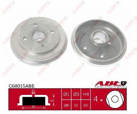 Тормозной барабан ABE C68015ABE