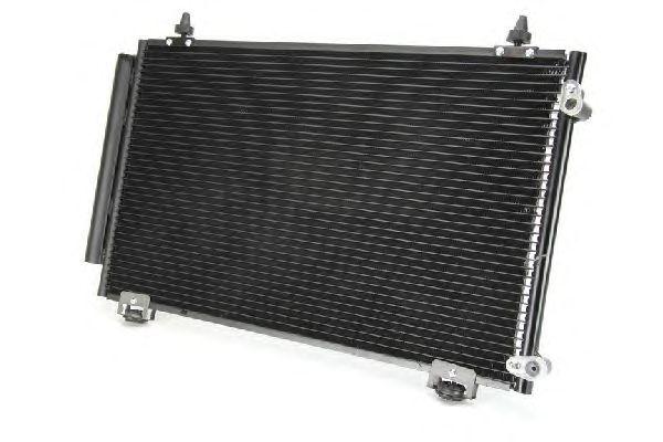 Радиатор кондиционера THERMOTEC KTT110179