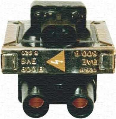 Катушка зажигания MAGNETI MARELLI 060780002010