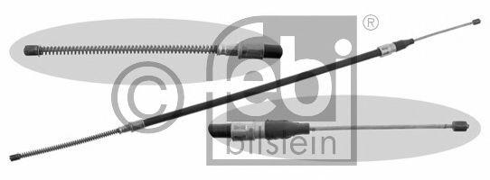 Трос ручника FEBI BILSTEIN 14208