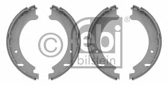 Тормозные колодки ручника FEBI BILSTEIN 15067