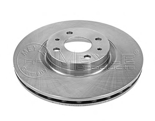 Тормозной диск MEYLE 215 521 2007