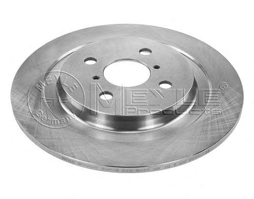 Тормозной диск MEYLE 30-15 523 0034