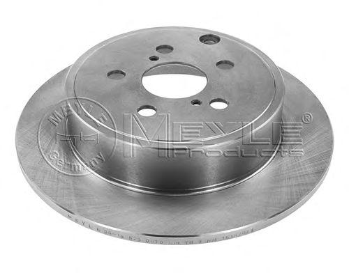 Тормозной диск MEYLE 30-15 523 0070