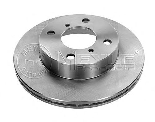 Тормозной диск MEYLE 33-15 521 0012