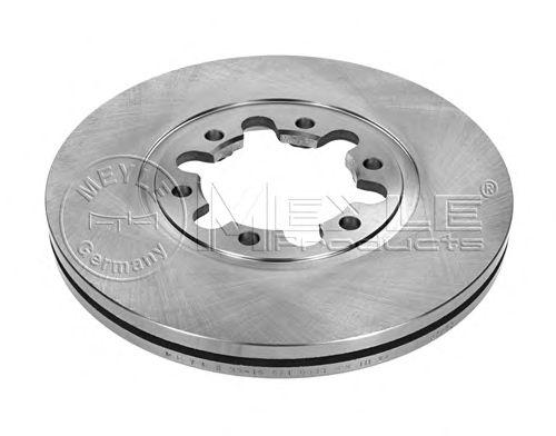Тормозной диск MEYLE 35-15 521 0033
