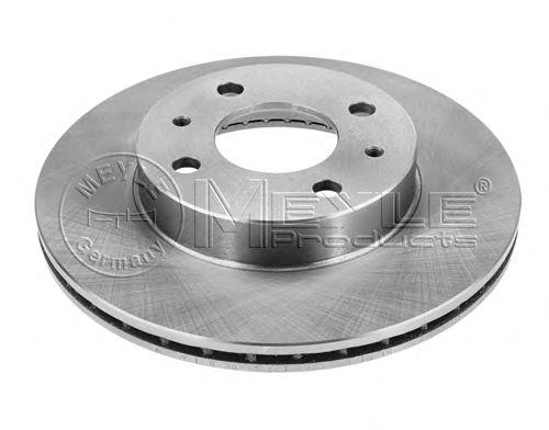 Тормозной диск MEYLE 36-15 521 0023