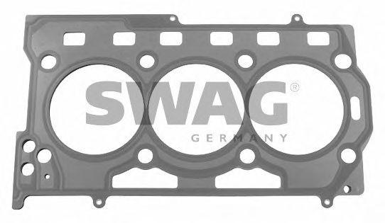 Прокладка головки блока цилиндров (ГБЦ) SWAG 30 93 1446