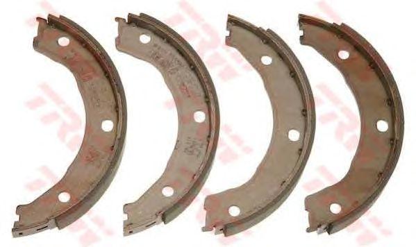 Тормозные колодки ручника TRW GS8726