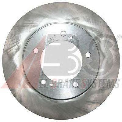 Тормозной диск A.B.S. 16623