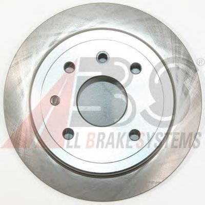 Тормозной диск A.B.S. 17685
