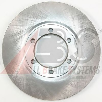 Тормозной диск A.B.S. 17751