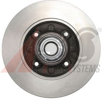 Тормозной диск A.B.S. 17893C