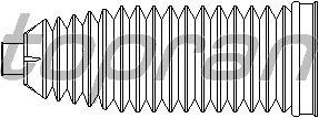 Пыльник рулевой рейки TOPRAN 111 905