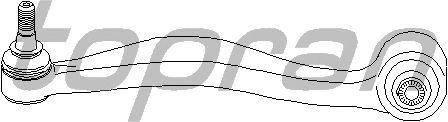 Рычаг подвески TOPRAN 500 116