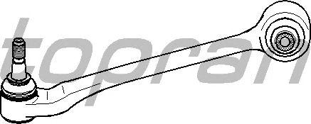 Рычаг подвески TOPRAN 500 130