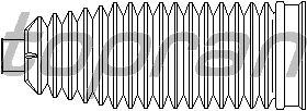 Пыльник рулевой рейки TOPRAN 501 147