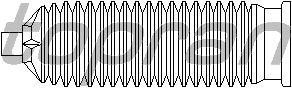 Пыльник рулевой рейки TOPRAN 301 892