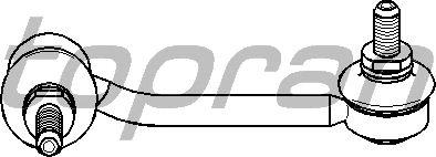 Тяга / стойка стабилизатора TOPRAN 400 636