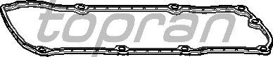 Прокладка клапанной крышки TOPRAN 700 564