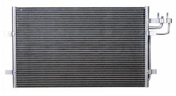 Радиатор кондиционера THERMOTEC KTT110025