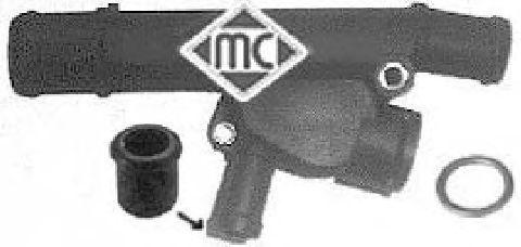 Фланец охлаждающей жидкости Metalcaucho 03591