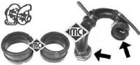 Распредвал Metalcaucho 04642