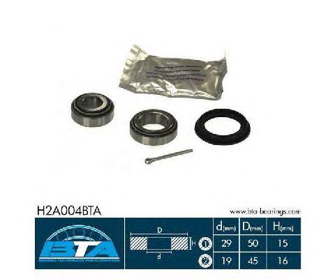 Ступичный подшипник BTA H2A004BTA