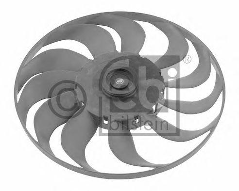 Крыльчатка вентилятора охлаждения FEBI BILSTEIN 26572
